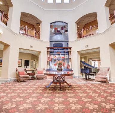 Lobby/Entranceway